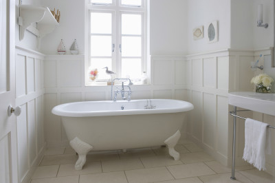 Superieur How To Clean A Porcelain Bathtub