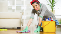 ask your cleaning service